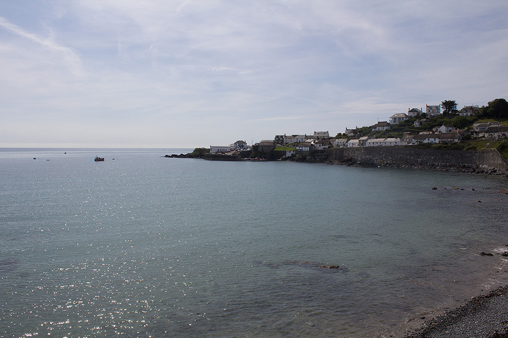 Coverack Beach UK