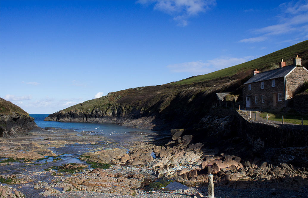 Port Quin Beach